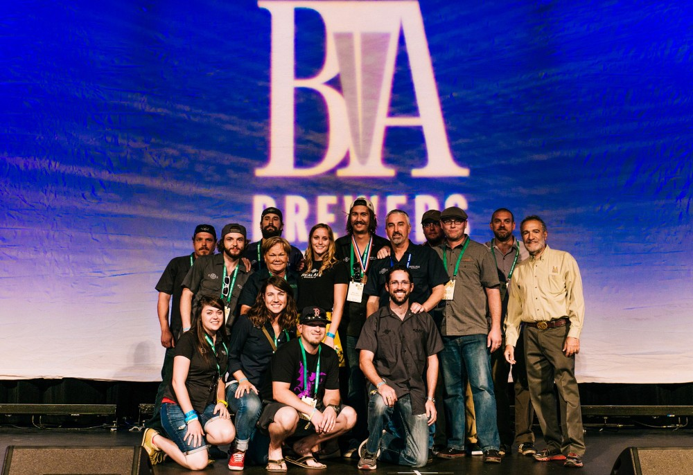 Scotch Ale GABF 2015 Award photo